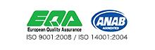 ISO9001/ISO14001総合認証取得