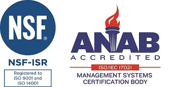 ISO14001/ISO27001統合認証取得